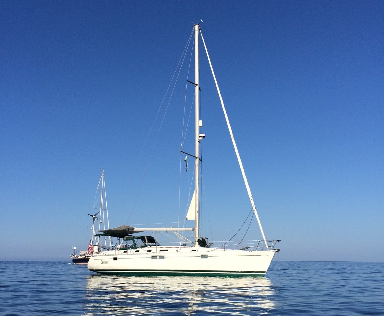 Pacific Coast Sail Charters